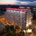 Hotel Holiday Inn Moscow Lesnaya in Moscow