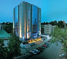 Hotel New Star in Perm