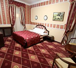 Hotel Grand Imperial Hunting Hotel & Spa in Volgograd