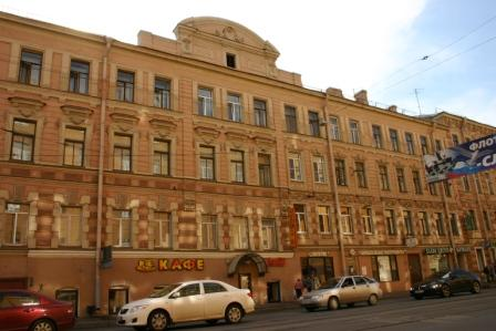 Hotel Rinaldi at Glinka, 3 in St.-Petersburg