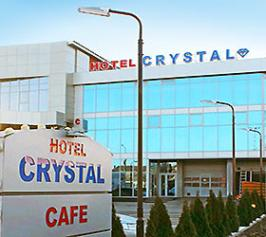 Hotel Crystal in Krasnodar