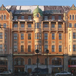 Hotel Dostoevsky in St.-Petersburg