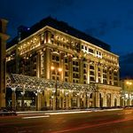 Hotel The Ritz-Carlton, Moscow in Moscow