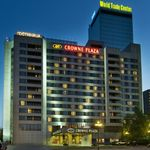 Hotel Crowne Plaza Club in Moscow