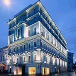 Hotel Golden Apple in Moscow