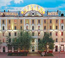 Hotel Altay in Moscow