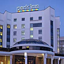 Hotel Park Inn Ekaterinburg in Ekaterinburg