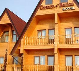 Hotel Dream of Baikal in Irkutsk