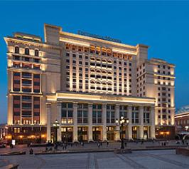 Hotel Four Seasons Hotel Moscow in Moscow
