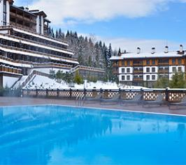 Hotel Polyana 1389 Hotel and Spa in Sochi