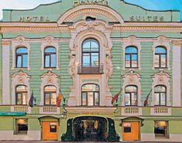 Hotel Helvetia Hotel & Suites in St.-Petersburg