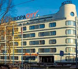 Hotel Europa City Riga in Riga
